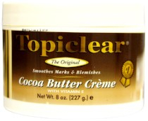 Topiclear Cocoa Butter Creme 8 oz